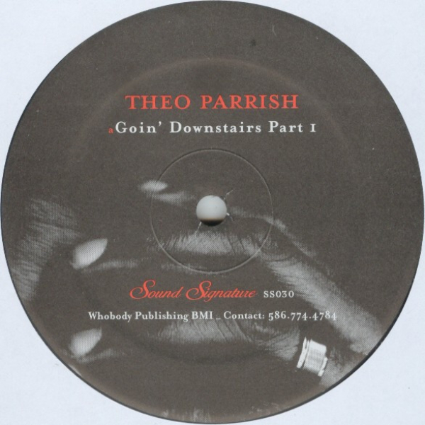 theo-parrish-goin-downstairs-sound-signature-cover