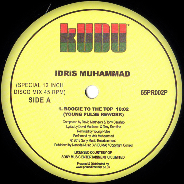 idris-muhammad-boogie-to-the-top-young-pulse-remix-kudu-cover