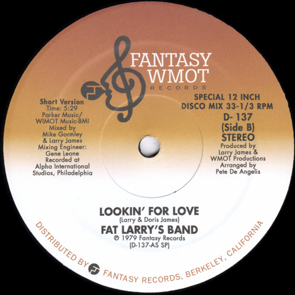 fat-larrys-band-lookin-for-love-fantasy-cover