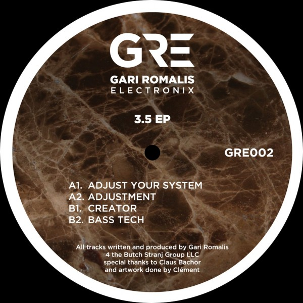 gari-romalis-35-ep-gre-gari-romalis-electronix-cover