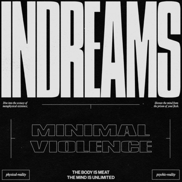 minimal-violence-indreams-cd-technicolour-cover