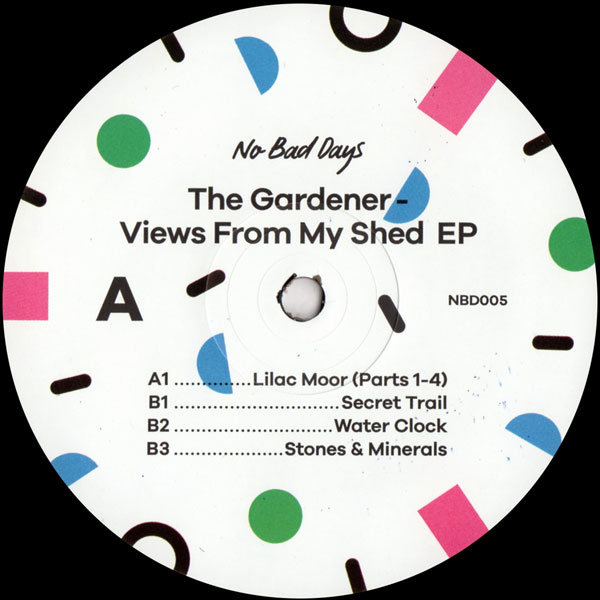 the-gardener-view-from-my-shed-ep-no-bad-days-cover