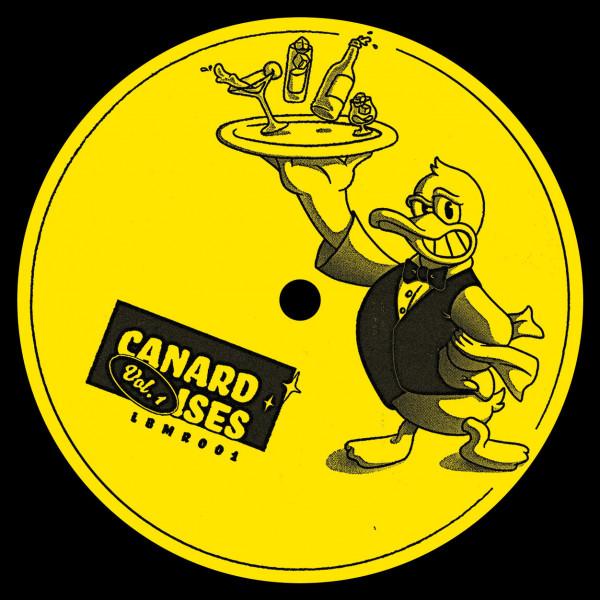 various-artists-canardises-vol-1-la-boomerie-cover