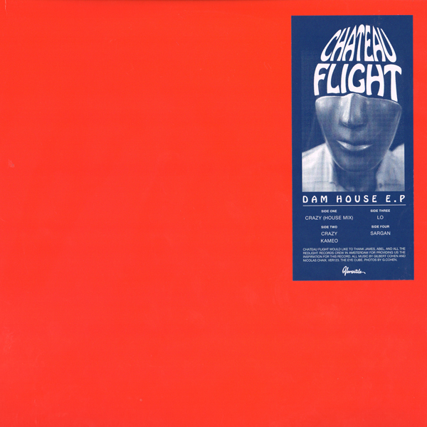 chateau-flight-dam-house-ep-versatile-cover