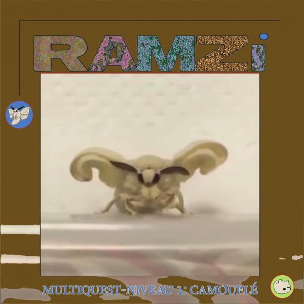 ramzi-multiquest-niveau-1-camoufl-lp-fati-records-cover