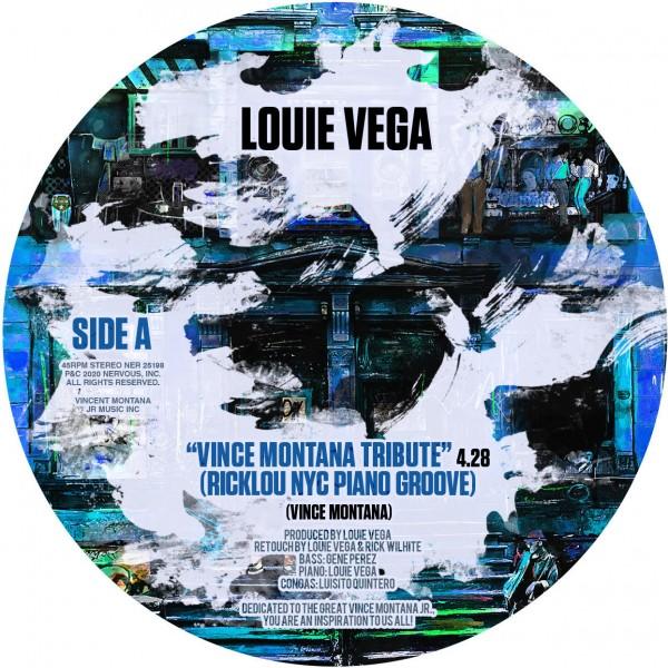 louie-vega-vince-montana-tribute-ricklou-retouch-yellow-vinyl-nervous-records-cover