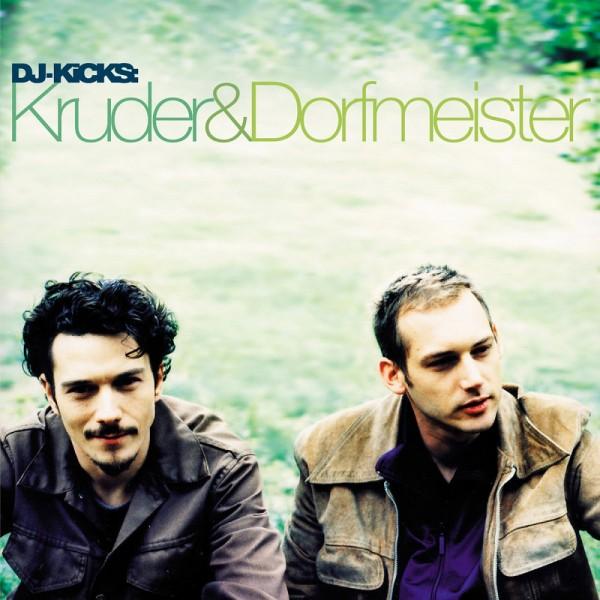 kruder-dorfmeister-kruder-dorfmeister-dj-kicks-lp-k7-records-cover