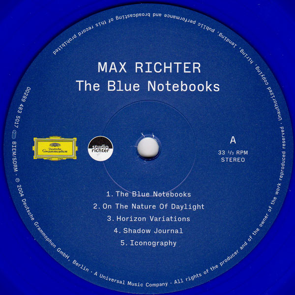 max-richter-the-blue-notebooks-15-years-limited-edition-lp-deutsche-grammophon-cover