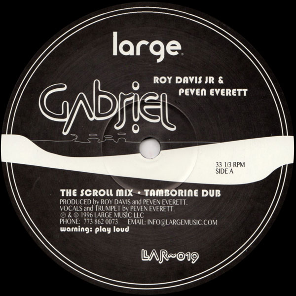 roy-davis-jnr-gabriel-large-records-cover