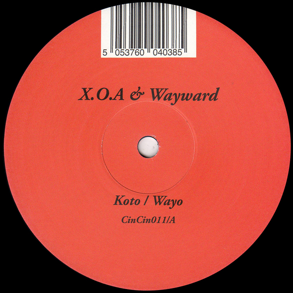 xoa-wayward-koto-ariel-cin-cin-cover