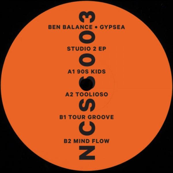 ben-balance-gypsea-studio-2-ep-ncss-cover
