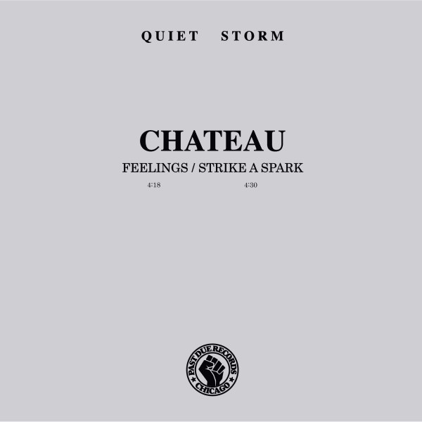 chateau-feelings-strike-a-spark-past-due-cover
