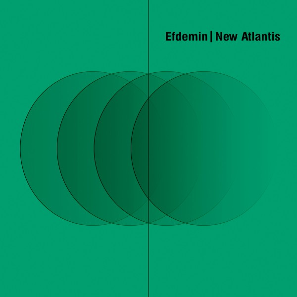 EFDEMIN/New Atlantis LP/OSTGUT TON - Vinyl Records