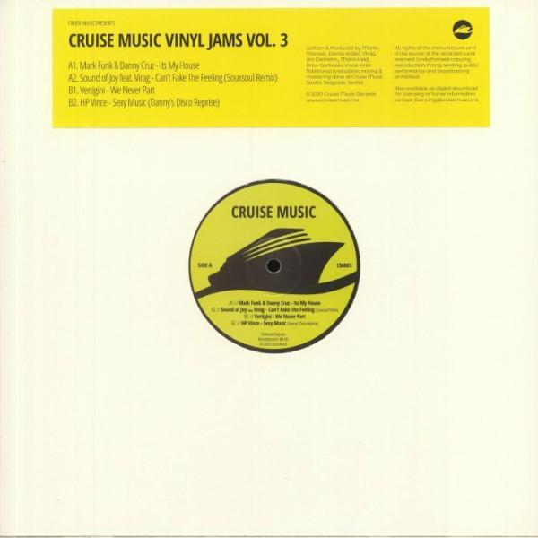 mark-funk-danny-cruz-sound-of-joy-various-artists-cruise-music-vinyl-jams-vol-3-pre-order-cruise-music-cover