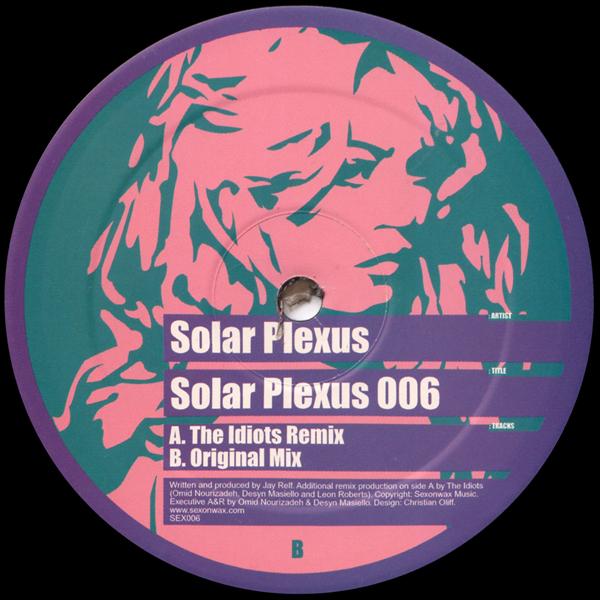 solar-plexus-solar-plexus-006-the-idiots-16b-remix-sex-on-wax-cover