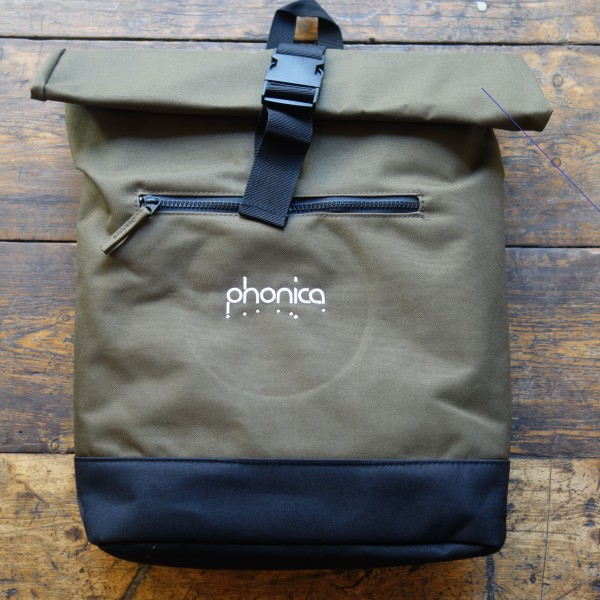phonica-records-phonica-roll-top-green-backpack-record-bag-phonica-merchandise-cover