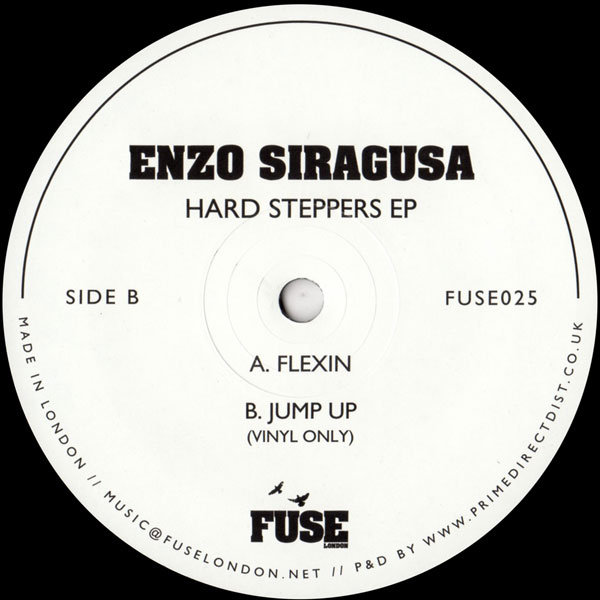 enzo-siragusa-hard-steppers-ep-fuse-london-cover