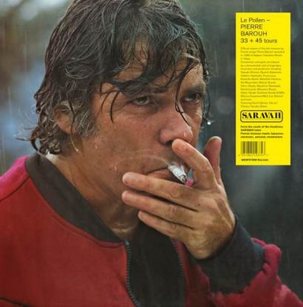 pierre-barouh-le-pollen-lp-wrwtfww-records-cover