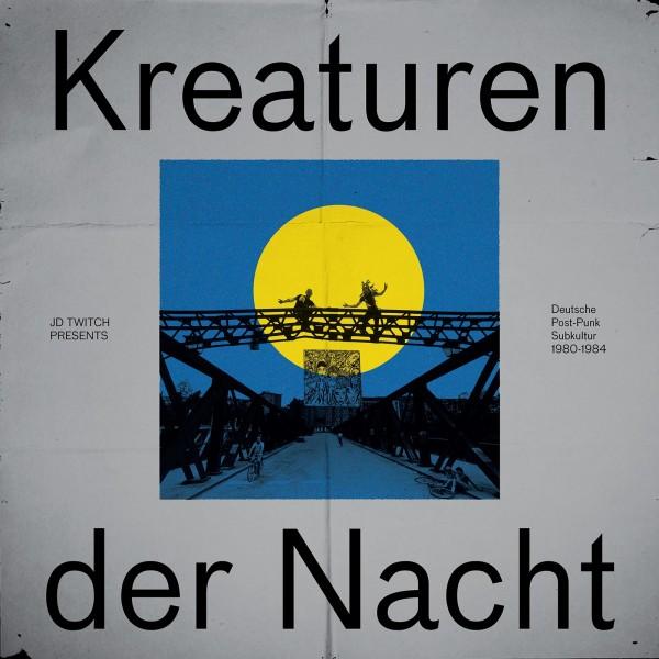 JD TWITCH presents/Kreaturen Der Nacht LP/STRUT - Vinyl Records