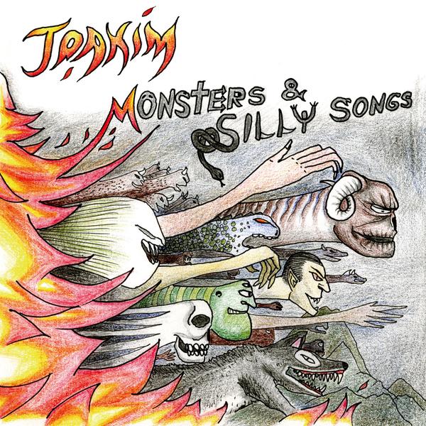 joakim-monsters-silly-songs-lp-used-vinyl-vg-sleeve-vg-versatile-cover