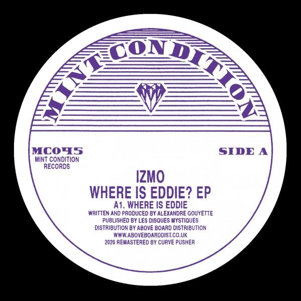 izmo-where-is-eddie-ep-mint-condition-cover
