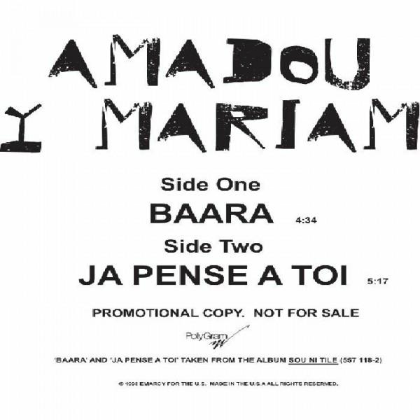 amadou-mariam-baara-ja-pense-a-toi-white-label-cover