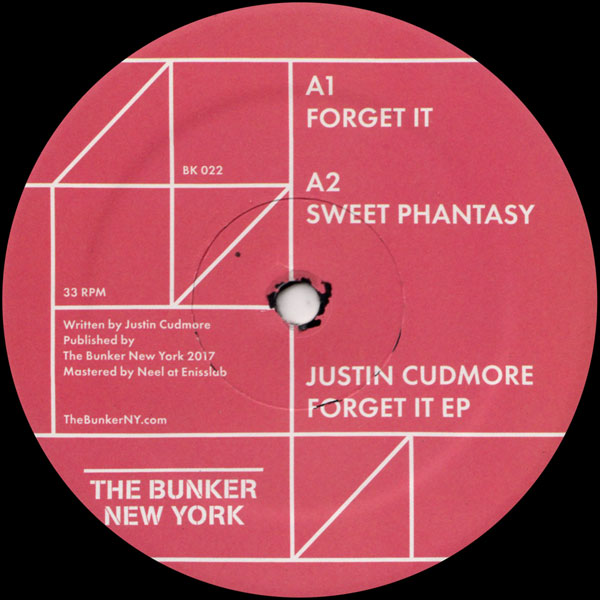 justin-cudmore-forget-it-ep-the-bunker-new-york-cover