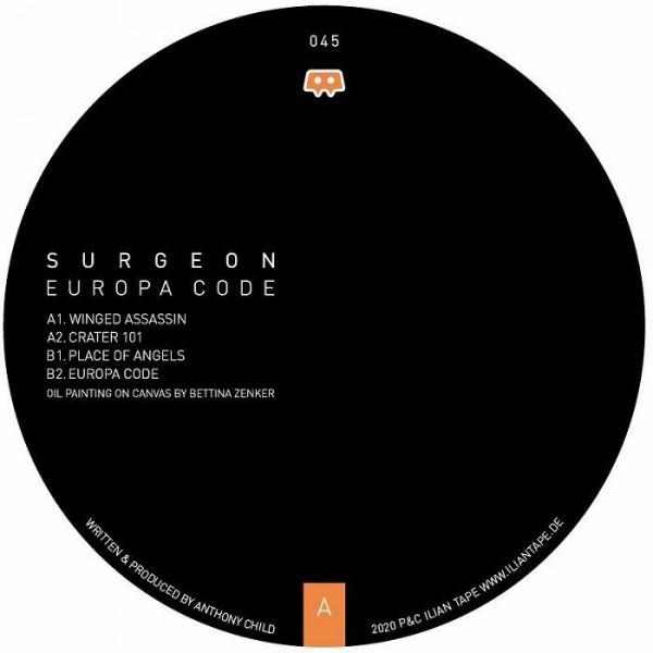 surgeon-europa-code-ilian-tape-cover