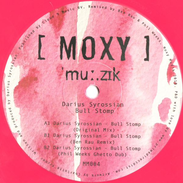 darius-syrossian-bull-stomp-ben-rau-phil-weeks-remixes-moxy-muzik-cover