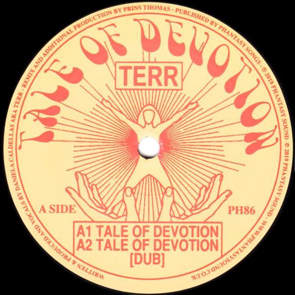 DANIEL AVERY/Song For Alpha LP/PHANTASY SOUND - Vinyl Records