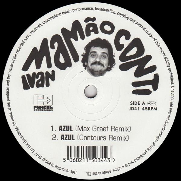 ivan-conti-azul-remixes-max-graef-contours-glenn-astro-far-out-recordings-cover