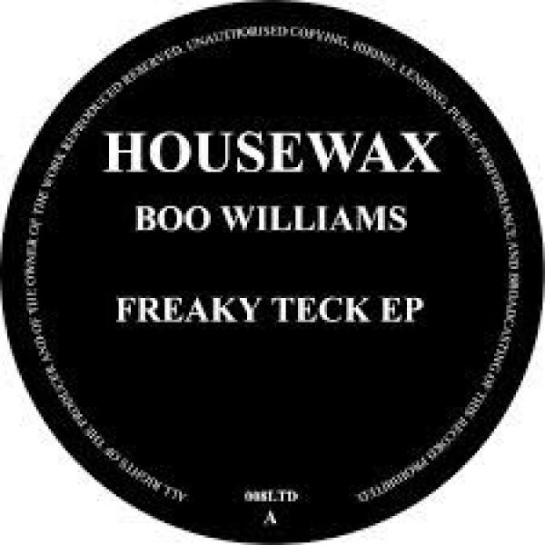 boo-williams-freaky-teck-ep-housewax-cover