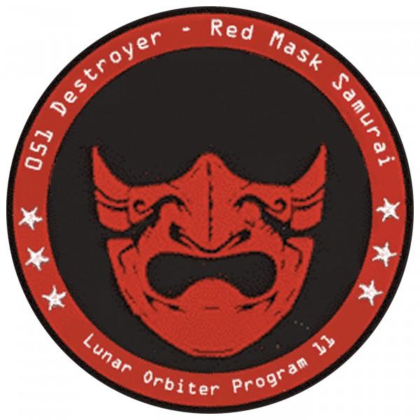 051-destroyer-red-mask-samurai-lp-lunar-orbiter-program-cover