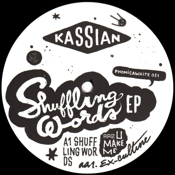 kassian-shuffling-words-ep-phonica-white-cover