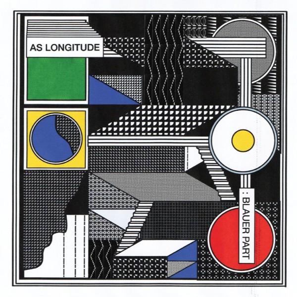 AS LONGITUDE · Blauer Part EP