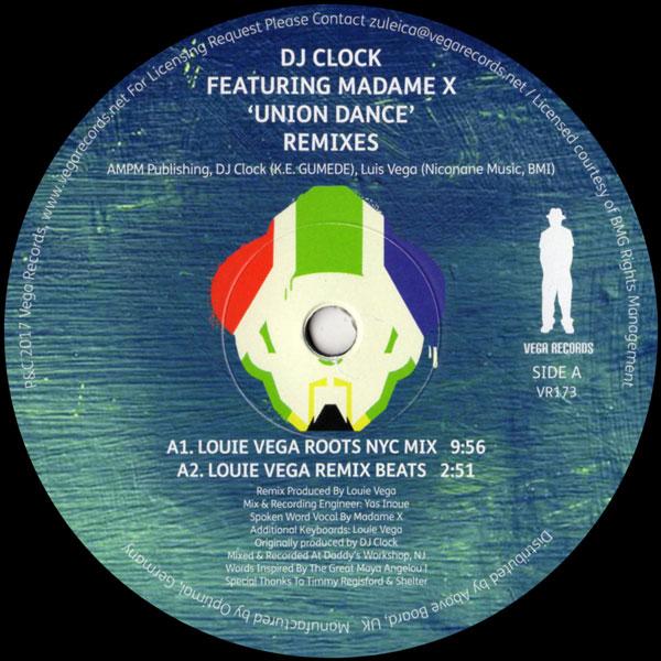 Union Dance (Louie Vega Remixes)