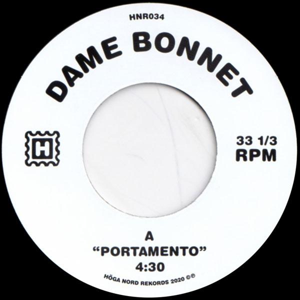 dame-bonnet-portamento-dark-slow-hoga-nord-rekords-cover