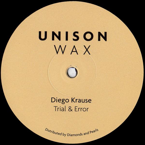 diego-krause-trial-error-unison-wax-cover