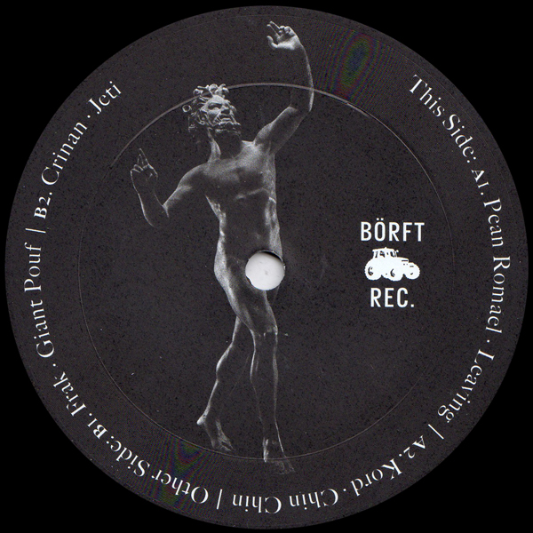 various-artists-borft-dance-classics-vol-2-borft-cover