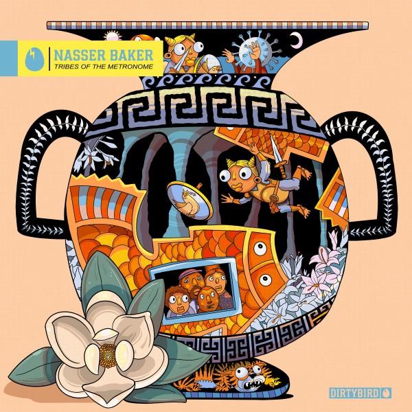 nasser-baker-tribes-of-the-metronome-dirtybird-cover