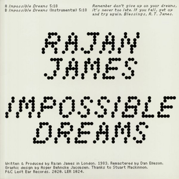 rajan-james-impossible-dreams-left-ear-records-cover