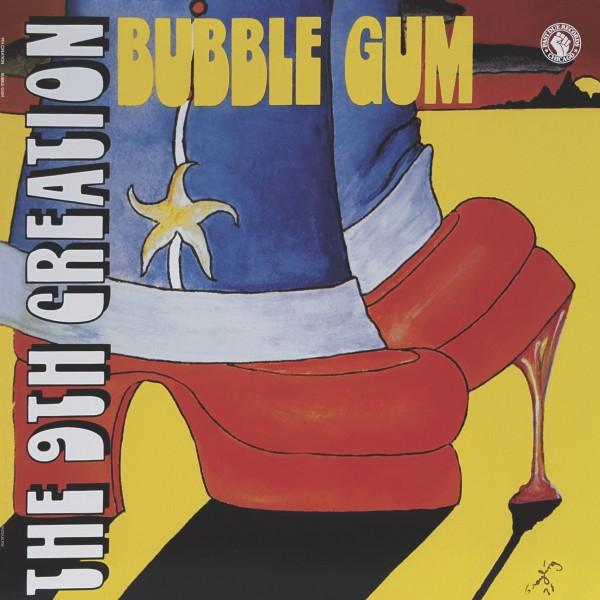9th-creation-bubble-gum-lp-past-due-cover