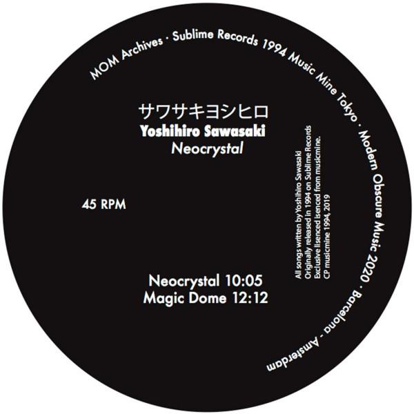 yoshihiro-sawasaki-neocrystal-pre-order-modern-obscure-music-cover