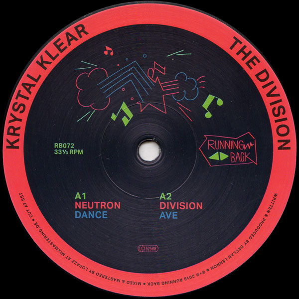 krystal-klear-the-division-ep-running-back-cover