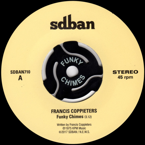 Funky Chimes / Concerto for Right foot (Funky Chimes Sampler 2)