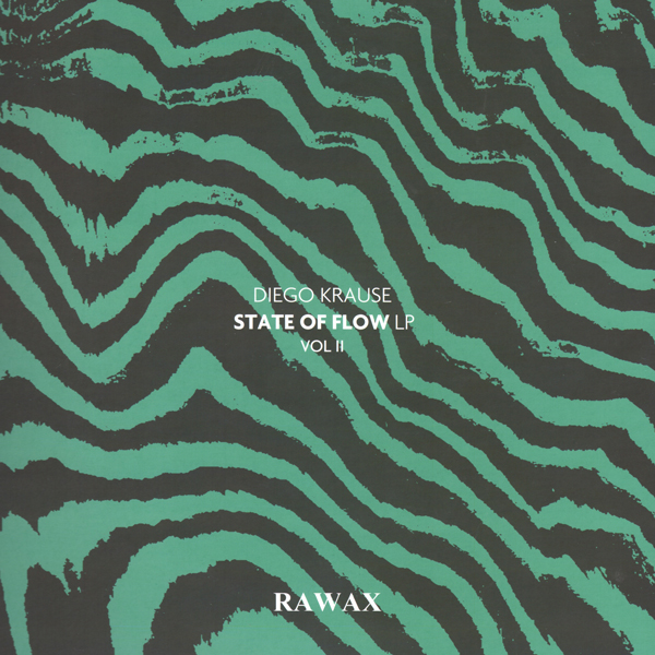 diego-krause-state-of-flow-vol-2-green-vinyl-rawax-cover