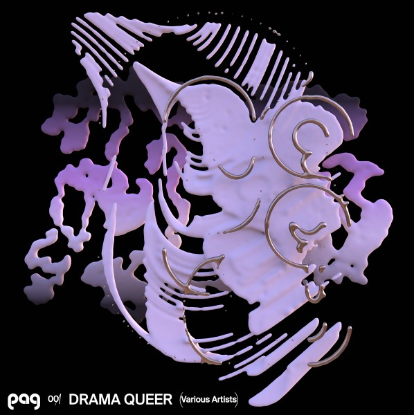 silent-servant-alessandro-adriani-cardopusher-various-artists-drama-queer-ep-pre-order-pag-records-cover