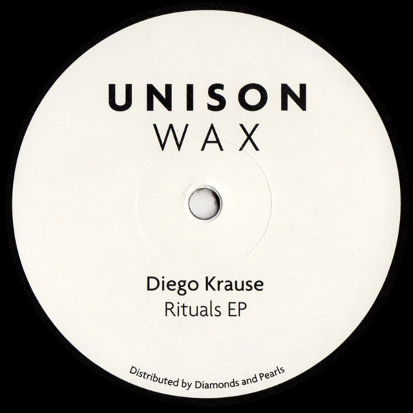 diego-krause-rituals-ep-unison-wax-cover