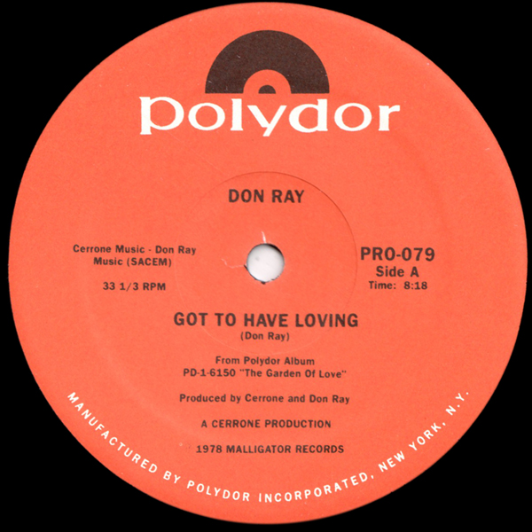 don-ray-standing-in-the-rain-got-to-have-loving-polydor-cover