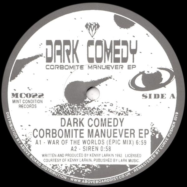Corbomite Manuever EP